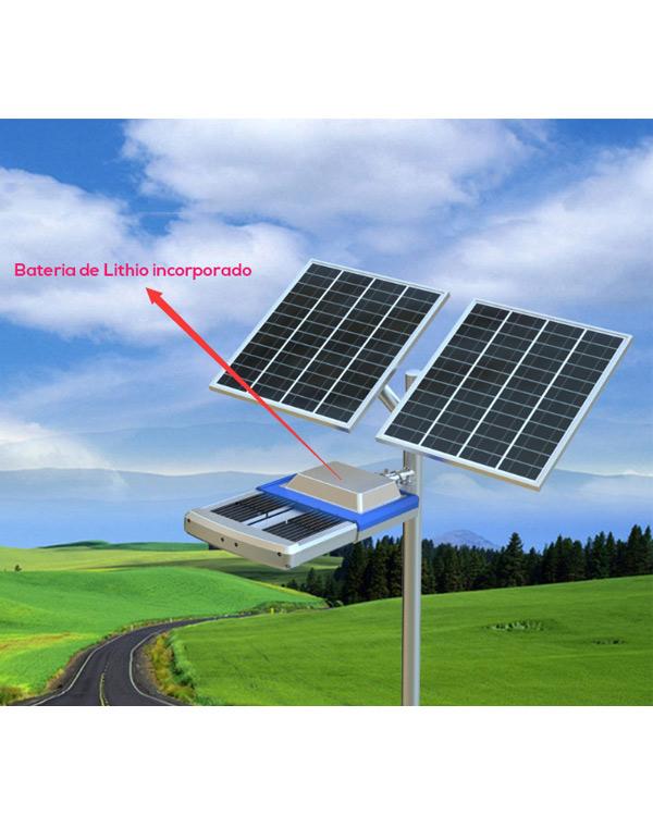 smart led alumbrado publico solar led smart led