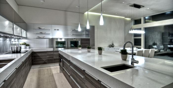Smart led iluminaci n de los gabinetes de cocina smart led - Iluminacion led en cocinas ...