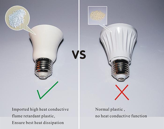 Iluminacion exterior fluorescente