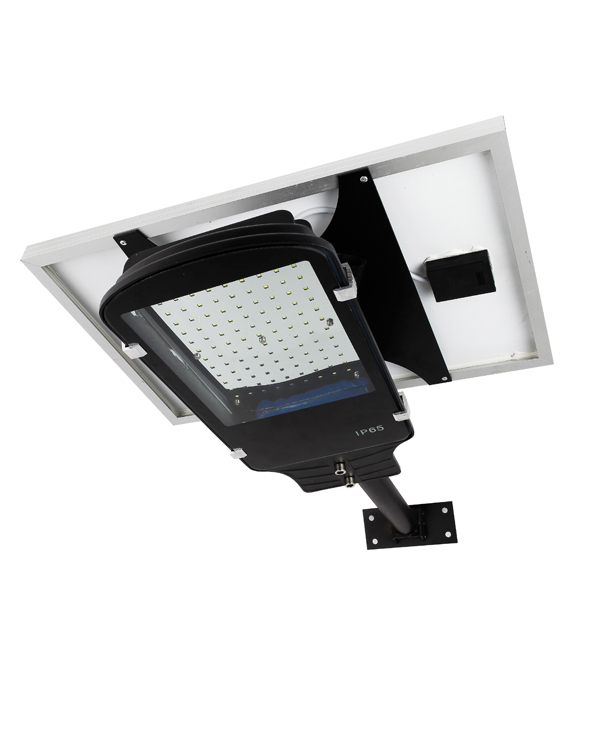 Smart led alumbrado publico solar serie e smart led for Alumbrado solar exterior